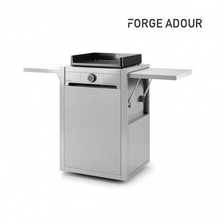 Chariot Modern 45 inox pour...