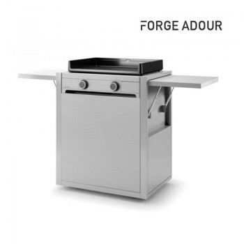 Chariot Modern 60 inox pour...