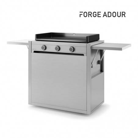 Chariot Modern 75 inox pour...