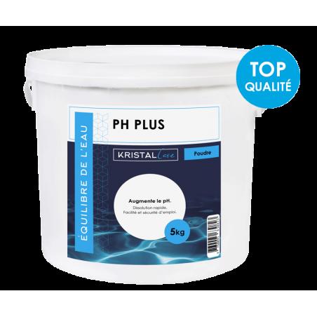 Seau de pH + poudre Kristal...