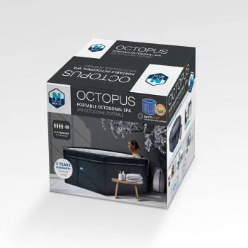 Pack Netspa octopus
