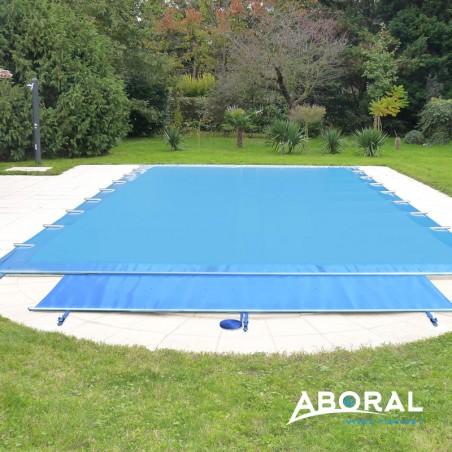 Couverture piscine HYBRIDE...