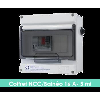 Coffret NCC 16A (portée 5ml)
