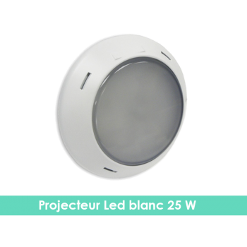 Projecteur LED blanc...