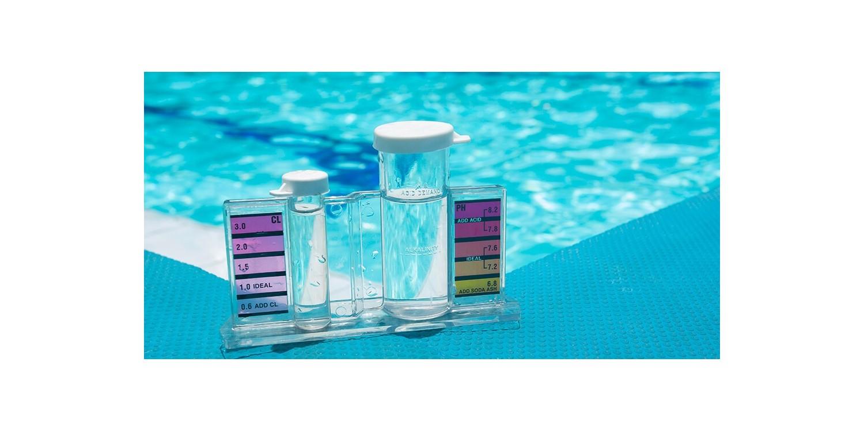 Traitement et entretien piscine