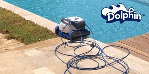 Robot de piscine Dolphin