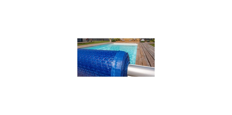 bâche à bulles sur mesure pour tous types de piscine